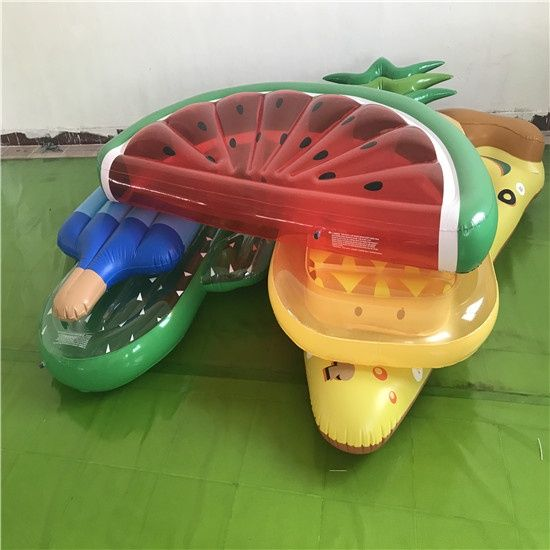 giant inflatable pool float watermelon pool float toys for sale